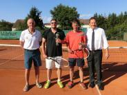 Tennis: Marxheimer holt sich den Wörnitz-Cup