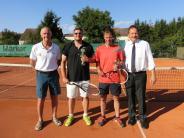 Tennis: Wörnitz-Cup geht nach Marxheim