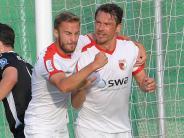Regionalliga: Markus Feulner ist beim Derby dabei