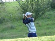 Golf: Meistertraum und Titelhattrick