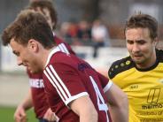 Fußball-Bezirksliga: Chancenlos auf der anderen Lechseite