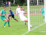 Fußball-Landesliga: Premiere vor eigenem Publikum