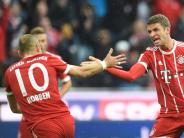 4:0 gegen Mainz: Robben sendet Botschaften an Ancelotti