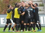 Regionalliga Südwest: Spatzen bejubeln Remis wie einen Sieg