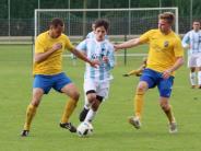 Fußball-Kreisliga Nord: Neun Deininger retten im Derby einen Punkt