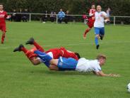 Fußball-Kreisliga: Da legst di nieder in der Nachspielzeit