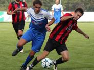 Fußball-Kreisklasse: Das Führungstrio sammelt fleißig Punkte
