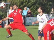 Fußball-Bezirksliga: Varga rettet Hollenbach einen Punkt