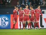 5. Spieltag: Bayern übernimmt Tabellenführung - Wolfsburg nur Remis