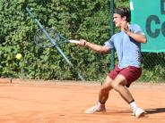 Tennis: Heiße Duelle bei kühlem Wetter