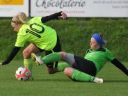Frauenfußball: Dem Gegner heimgeleuchtet