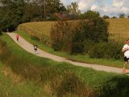 Laufen: Den Höhenweg entlang