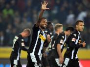 Gladbacher Matchwinner: Für Raffael schließt sich gegen Stuttgart ein Kreis