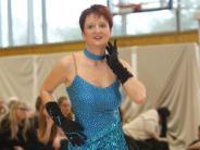 Sportporträt: Sie tanzt gerne in der Reihe