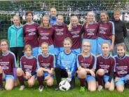 Jugendfußball: Mädels der SG Hollenbach/Petersdorf mit Auftaktsieg
