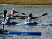 Kanu-Rennsport: Spaß und Spitzensport zum Saisonende