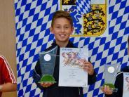 : Andre Thiebau in Bayern ganz vorne