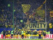 Bundesliga-Spitzenreiter: Borussia Dortmund feiert sich und Jarmolenko