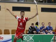 Floorball: Red Hocks wollen auch in Hamburg jubeln
