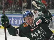 Eishockey: Panther sind Tabellenführer