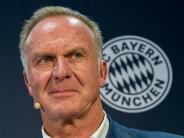 Seriöses Urteil zur Rückrunde: Bayern-Chef Rummenigge plädiert für Geduld beim Videobeweis