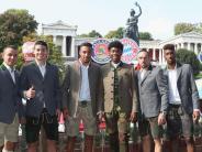 FC Bayern: FC Bayern: Wiesn-Teambuilding vor Kraftprobe gegen Paris