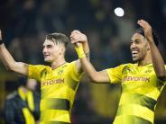 Berauschende Gala: BVB auf gutem Weg zum Titelaspiranten