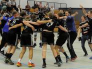 Handball Bayernliga: Friedberg jubelt am Schluss