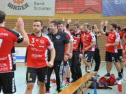 Handball: Herren Landesliga: Bei der Heimpremiere holt Gundelfingen einen Punkt