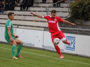 Fußball-Landesliga: Aindling scheitert kurz vor der Ziellinie