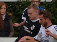 Fußball-Bezirksliga: Hollenbach kommt unter die Räder