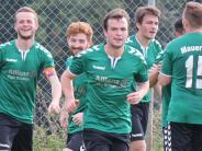 Fußball-A-Klasse: Marco Fürst lässt Mauerbach jubeln