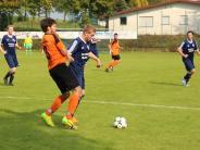 Fußball-Kreisliga Nord: Heimniederlage an der Kesseltaler Kirchweih