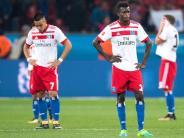 Im Abstiegskampf angekommen: HSV einen Monat nach Tabellenführung in der Krise