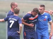 Fußball: Kinzels schmerzhafter Abgang