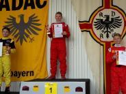 Kartfahren: Aichacher Piloten rasen aufs Podest