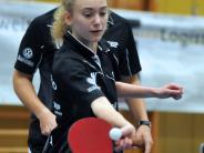 Tischtennis: Ersatzspielerin rettet die Punkte