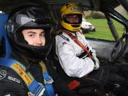 Autocross: Wie Vettel – nur im Dreck