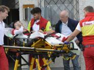 Fußball-Bezirksliga Nord: Krankenhaus statt Fußballplatz