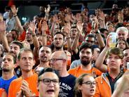 Basketball Ulm: Niederlage im ersten Heimspiel gegen Alba Berlin.