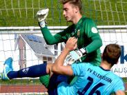Regionalliga Bayern: Illertissen macht es gnädig