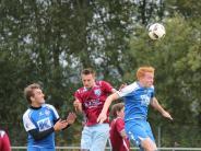 Fußball-Kreisliga: Aichacher Lufthoheit beim SSV