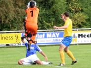 Fußball-Kreisliga Nord: Remis im Hainsfarther Spitzenspiel