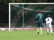 Fußball: Den Punkt vom Punkt verschenkt