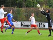 """Pfaffenhofen: Dillingen beim """"kleinen Derby"""" obenauf"""