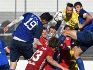 Fußball-Bayernliga: Minimalziel erreicht