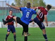 Fußball-Bezirksliga: Hollenbach will die Serie des Angstgegners brechen