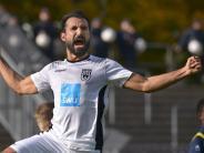 Regionalliga Südwest: SSV Ulmvor Spiel gegen Mainz 05 IIim Höhenflug