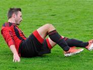 Fußball: Manche kommen einfach nicht auf die Beine