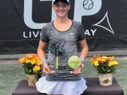 : Bayerlova gewinnt ITF-Turnier